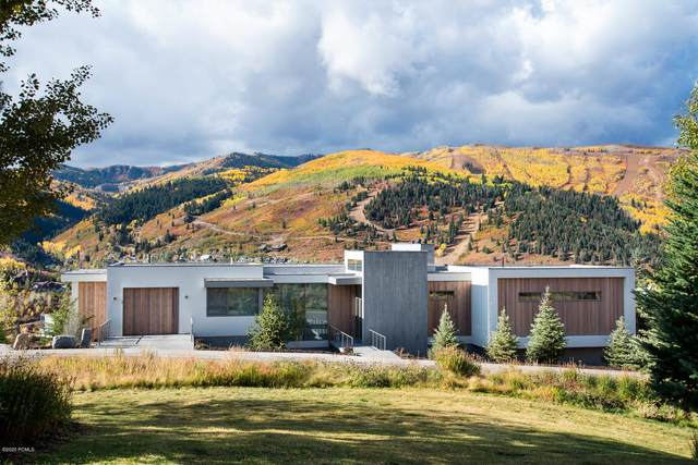 1402 April Mountain Drive, Park City, UT 84060 (MLS #12003476) :: High Country Properties