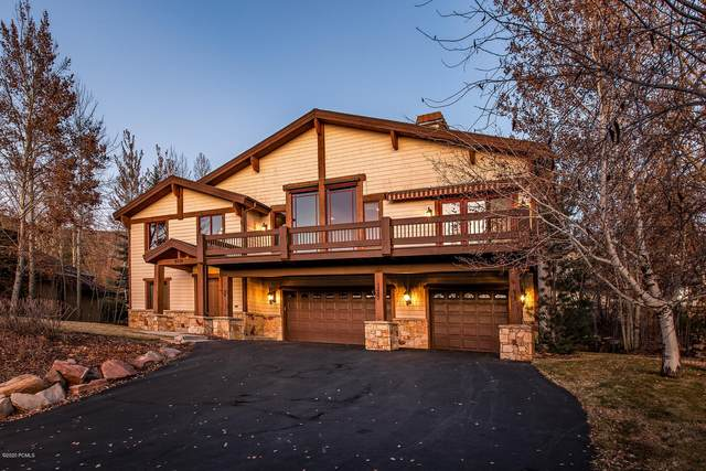 8974 Sackett Drive, Park City, UT 84098 (MLS #12004334) :: Park City Property Group
