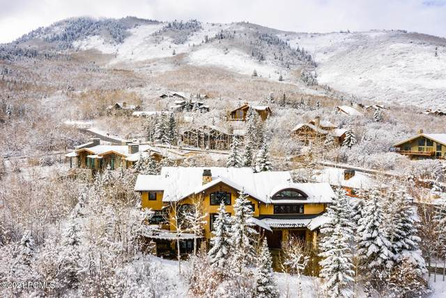 2432 Iron Mountain Drive, Park City, UT 84060 (MLS #12004397) :: Lookout Real Estate Group