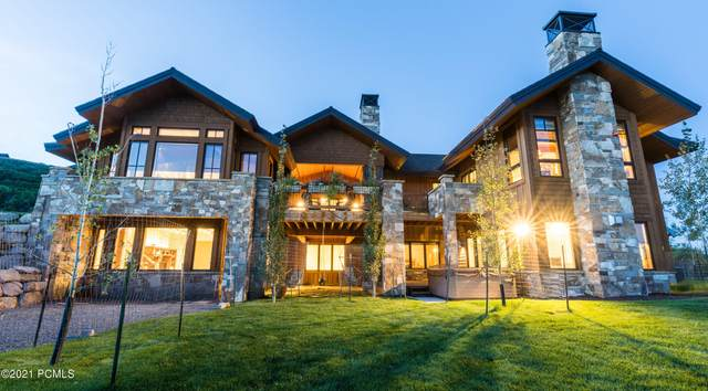 712 W Moose Hill Road, Park City, UT 84098 (MLS #12004449) :: Summit Sotheby's International Realty