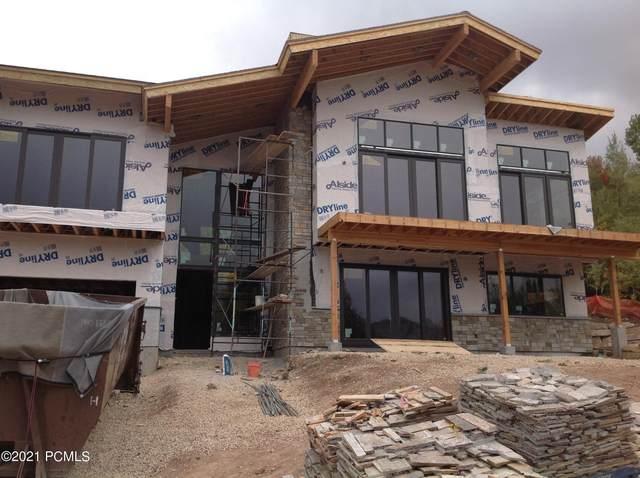 12260 N Deer Mountain Blvd, Heber City, UT 84032 (MLS #12004669) :: Lookout Real Estate Group