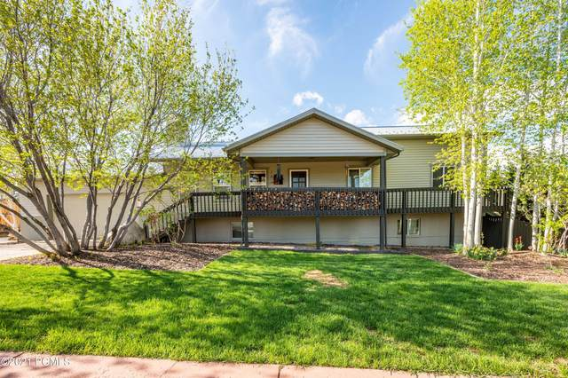 110 Countryside Circle, Park City, UT 84098 (MLS #12100911) :: High Country Properties