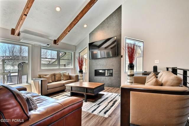 2426 Gilt Edge Circle #23, Park City, UT 84060 (MLS #12101251) :: High Country Properties