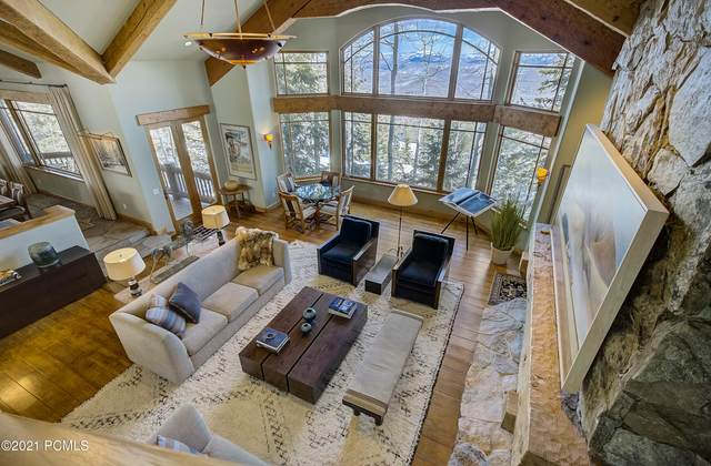 7996 Bald Eagle Drive, Park City, UT 84060 (MLS #12101287) :: High Country Properties
