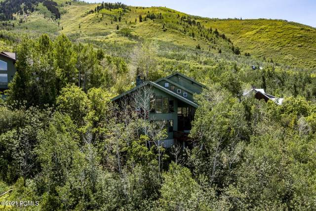 2460 Iron Mountain Drive, Park City, UT 84060 (MLS #12101314) :: Lookout Real Estate Group