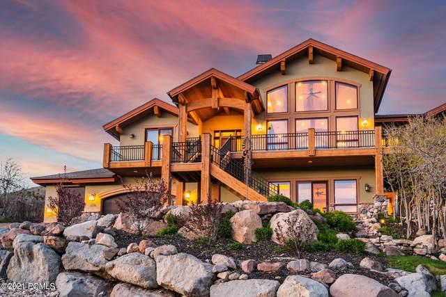430 E Big Dutch Drive, Kamas, UT 84036 (MLS #12101581) :: High Country Properties