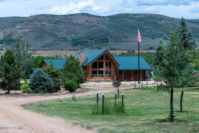 4055 S Riverview Drive, Woodland, UT 84036 (MLS #12102463) :: High Country Properties