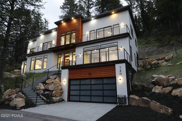 120 St Moritz Terrace, Park City, UT 84098 (MLS #12102980) :: Lookout Real Estate Group