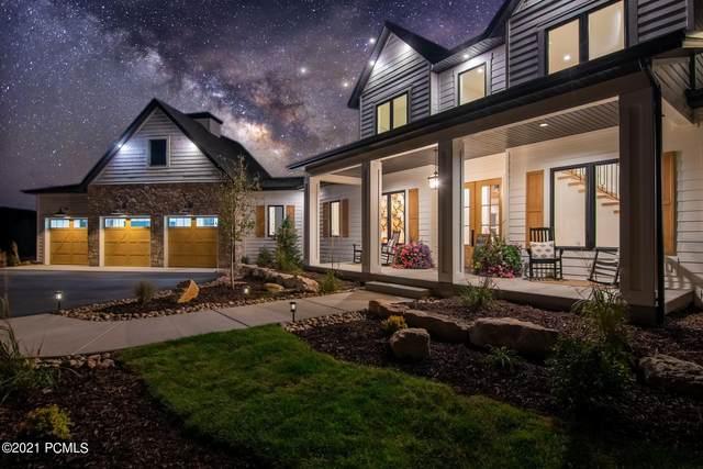 1677 W Lambert Lane, Kamas, UT 84036 (MLS #12103602) :: High Country Properties