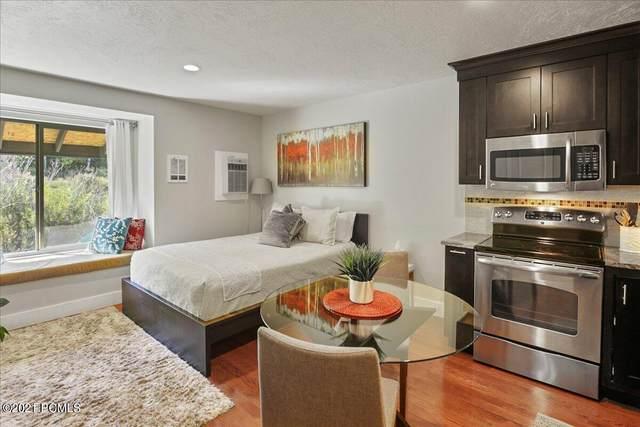 2105 Prospector Avenue #219, Park City, UT 84060 (MLS #12103817) :: High Country Properties