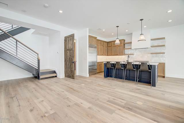 1895 Stone Hollow Court #1, Park City, UT 84098 (MLS #11807657) :: High Country Properties