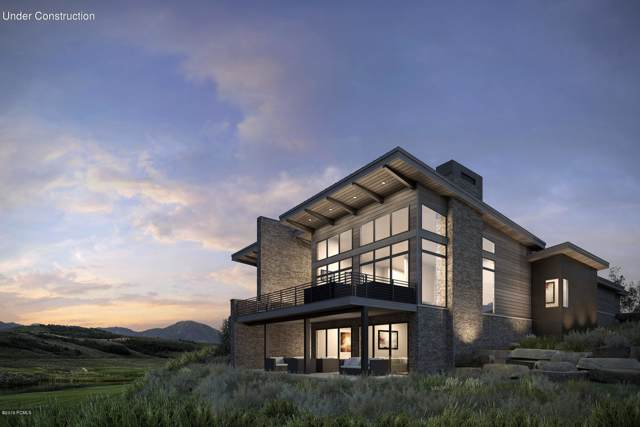 6671 Golden Bear Loop, Park City, UT 84098 (MLS #11901629) :: High Country Properties