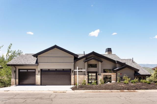 3555 Sun Ridge Drive, Park City, UT 84060 (MLS #11901727) :: Lookout Real Estate Group