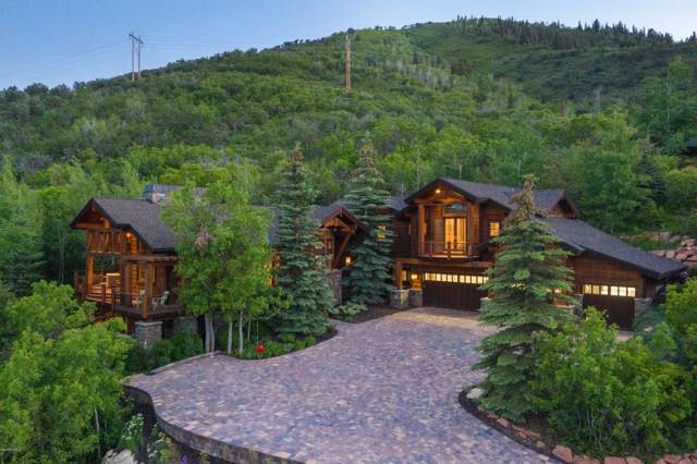 2145 Bear Hollow Drive, Park City, UT 84098 (MLS #11906664) :: Lookout Real Estate Group