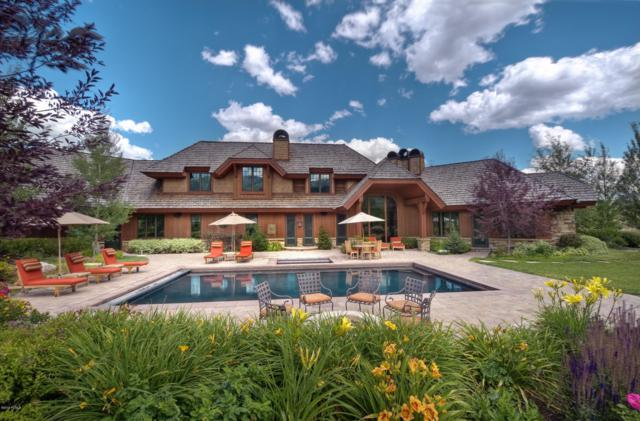1042 Quarry Mountain Lane, Park City, UT 84098 (MLS #11907005) :: Lookout Real Estate Group