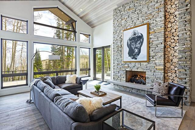 199 White Pine Canyon Road, Park City, UT 84060 (MLS #11907536) :: Lookout Real Estate Group