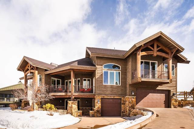 6160 N Old Ranch Road, Park City, UT 84098 (MLS #12000608) :: Lookout Real Estate Group
