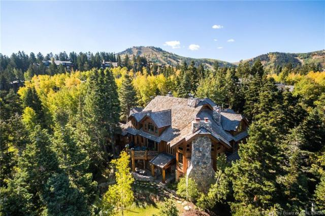 7885 Bald Eagle Drive, Park City, UT 84060 (MLS #11805251) :: High Country Properties