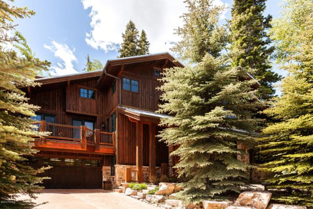 2360 W Red Pine Road, Park City, UT 84098 (MLS #11903597) :: High Country Properties