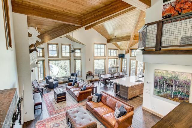 37 Silver Dollar Road, Park City, UT 84060 (MLS #11904737) :: High Country Properties