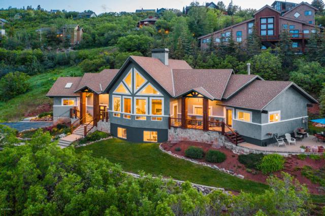 7369 Stagecoach Drive, Park City, UT 84098 (MLS #11906585) :: High Country Properties