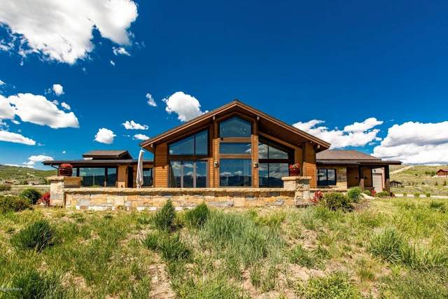 8449 Silver Creek Road, Park City, UT 84098 (MLS #12000955) :: High Country Properties