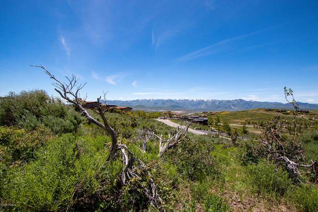 3324 Central Pacific Trail, Park City, UT 84098 (MLS #11805955) :: High Country Properties