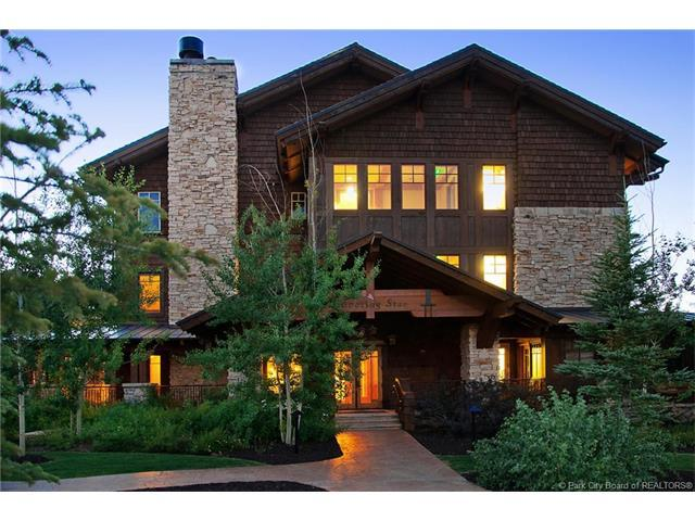 7715 Village Way #202, Park City, UT 84060 (MLS #11603722) :: High Country Properties