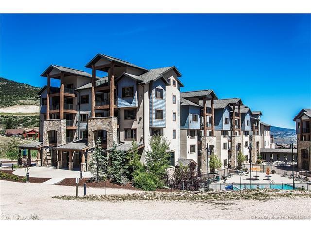 2669 Canyons Resort Drive #305, Park City, UT 84098 (MLS #11605985) :: The Lange Group
