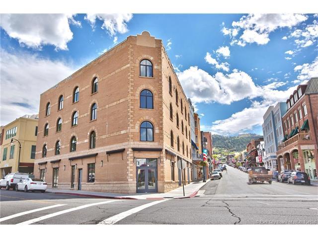 632 Main Street 4C, Park City, UT 84060 (MLS #11606157) :: High Country Properties