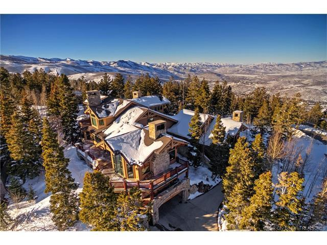 7948 Red Tail Court, Park City, UT 84060 (MLS #11700033) :: High Country Properties