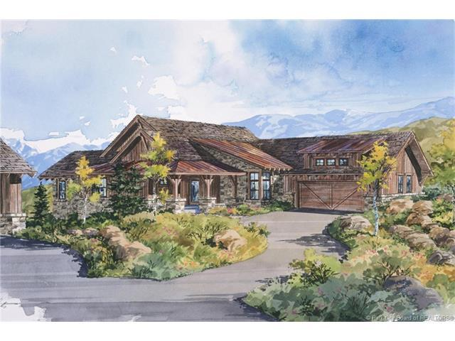 3809 Cynthia Circle, Park City, UT 84098 (MLS #11700173) :: High Country Properties