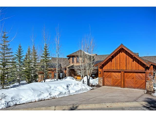 3339 Tatanka Trail, Park City, UT 84098 (MLS #11700565) :: High Country Properties