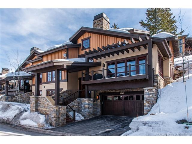 6541 Lookout, Park City, UT 84060 (MLS #11700742) :: Lawson Real Estate Team - Engel & Völkers