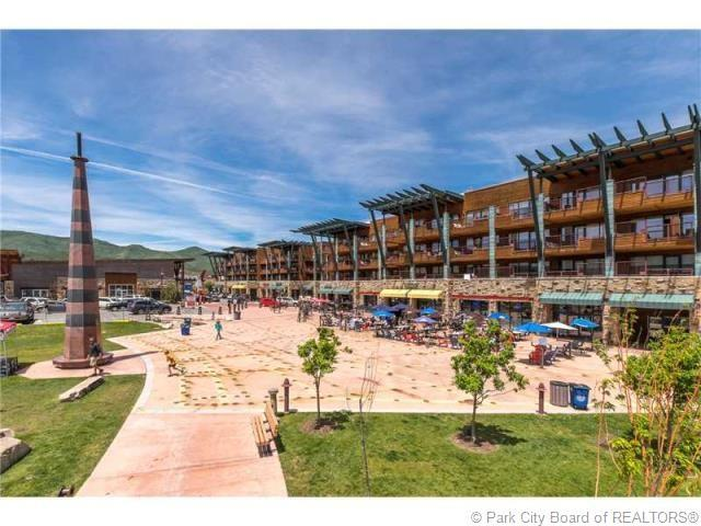 1476 Newpark Boulevard #208, Park City, UT 84098 (MLS #11700878) :: High Country Properties