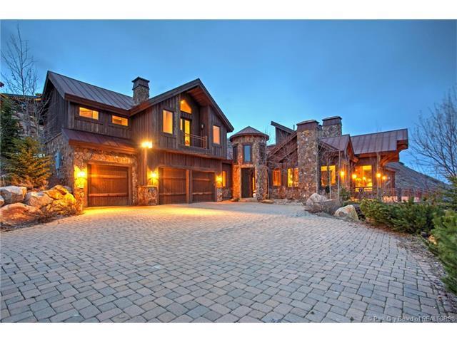 11362 N Snowtop Road, Park City, UT 84060 (MLS #11701047) :: High Country Properties