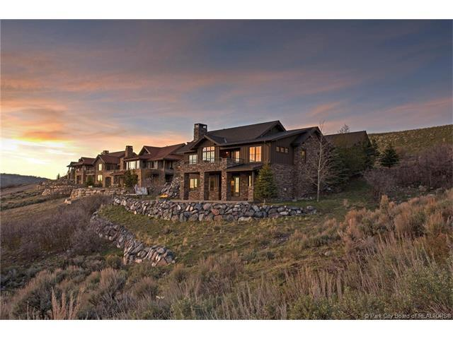 9119 Alice Ct, Park City, UT 84098 (MLS #11701443) :: High Country Properties