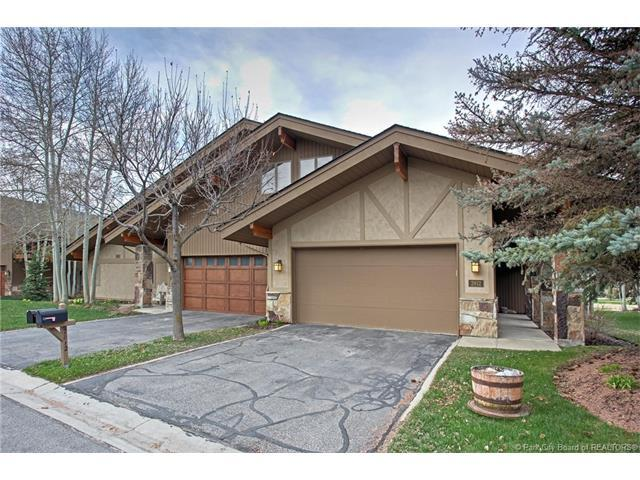 2812 Four Lakes Drive, Park City, UT 84060 (MLS #11701448) :: High Country Properties