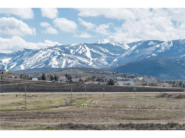 Blk 9 & Pcl A W Silver Creek Road Road, Park City, UT 84098 (MLS #11701583) :: High Country Properties