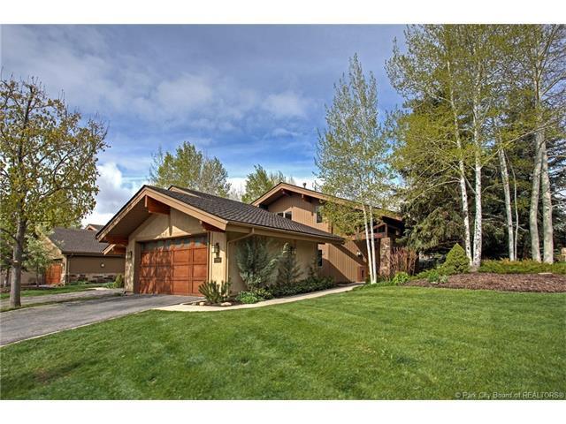 2756 Estates Drive 27-A, Park City, UT 84060 (MLS #11701951) :: The Lange Group