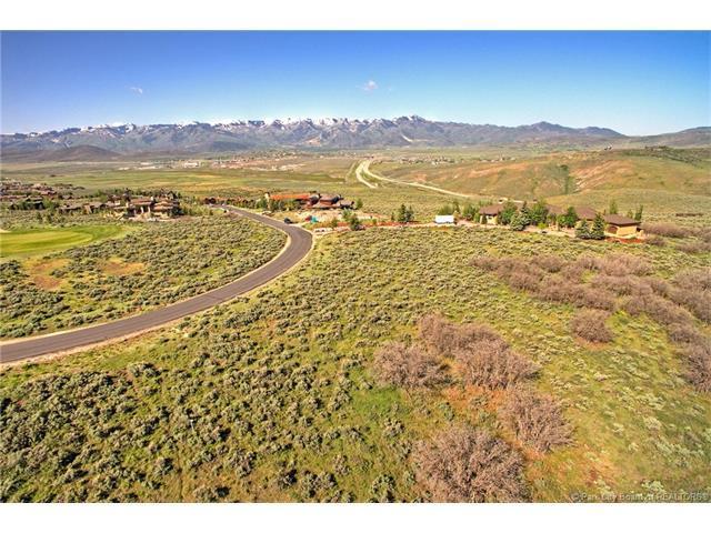 7931 N West Hills Trail, Park City, UT 84098 (MLS #11702302) :: High Country Properties