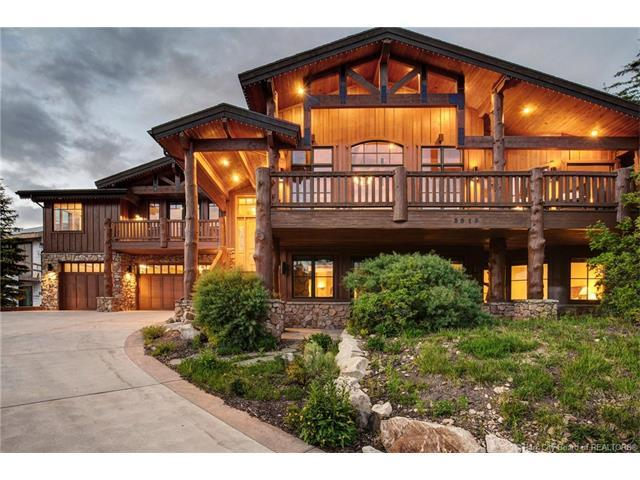 3515 Oak Wood Drive, Park City, UT 84060 (MLS #11702445) :: The Lange Group