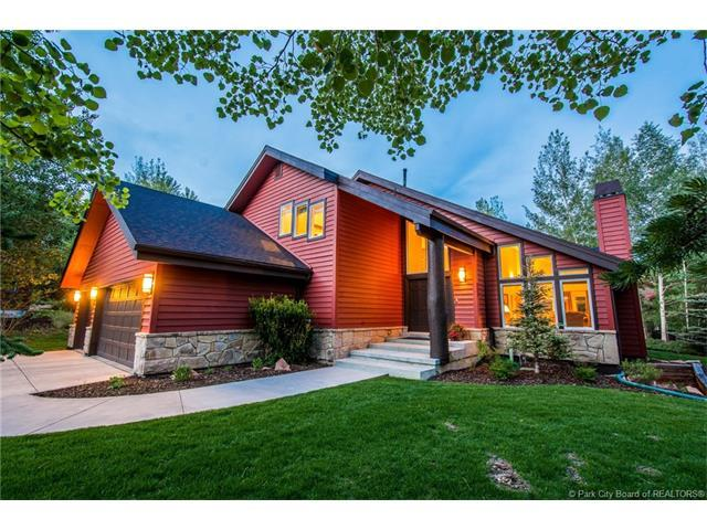 3050 Snowcloud Circle, Park City, UT 84060 (MLS #11702518) :: The Lange Group