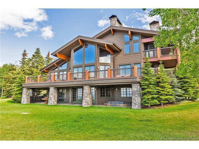 8125 Woodland View, Park City, UT 84060 (MLS #11702520) :: The Lange Group