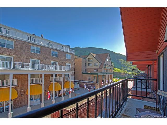 1385 Lowell #306, Park City, UT 84060 (MLS #11702539) :: High Country Properties