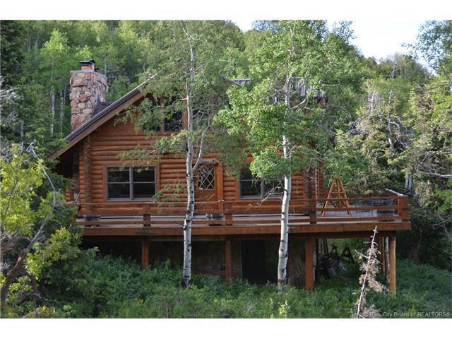 1053 W Upper Cove Road, Park City, UT 84098 (MLS #11702584) :: High Country Properties
