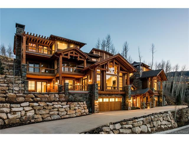 14 Nakoma Terrace #1, Park City, UT 84060 (MLS #11702610) :: The Lange Group