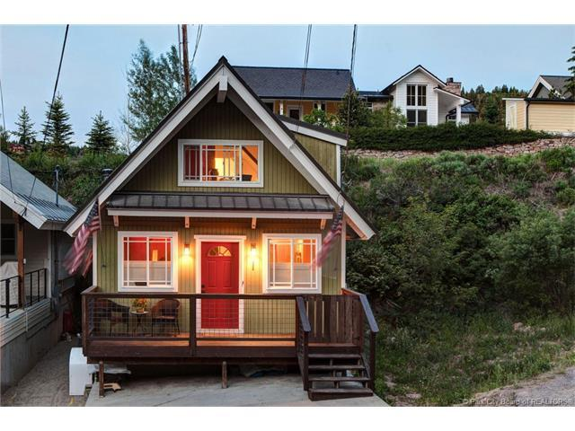 99 King Road, Park City, UT 84060 (MLS #11702620) :: The Lange Group