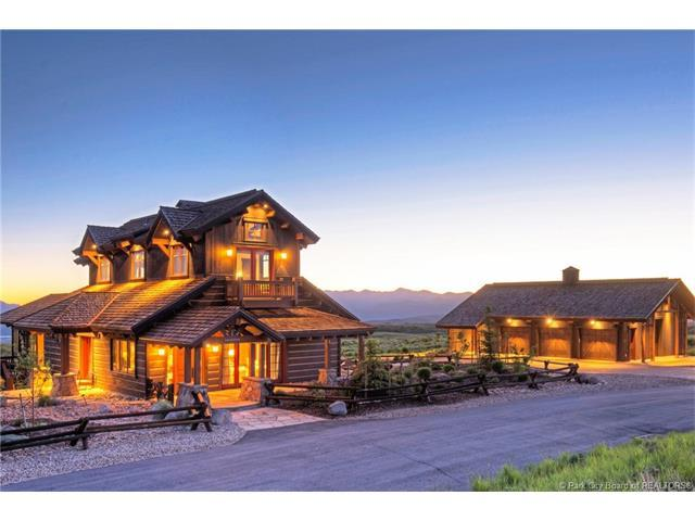 10454 Forest Creek Road, Woodland, UT 84036 (MLS #11702628) :: The Lange Group