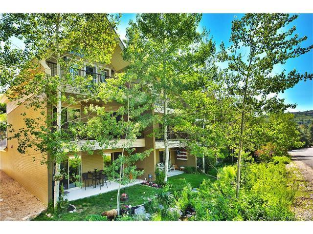 435 Aspen Drive #8, Park City, UT 84098 (MLS #11702663) :: Lawson Real Estate Team - Engel & Völkers